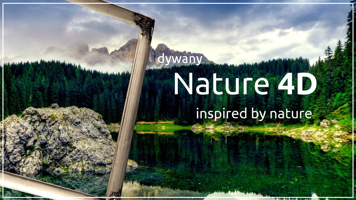 Dywan NATURE 4D Natural Stone