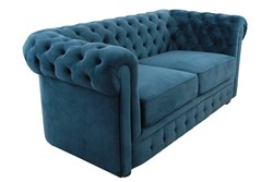 Sofa Chesterfield 2 osobowa